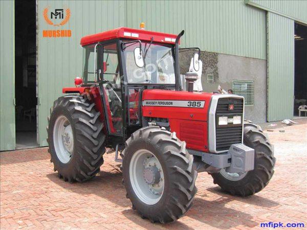 Massey Ferguson Tractor MF 385 4WD