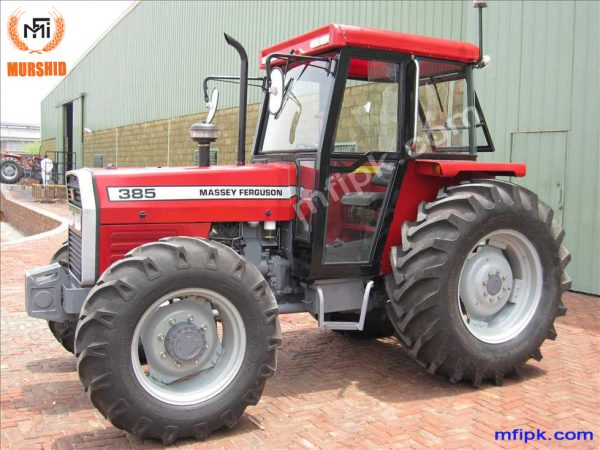 Massey Ferguson Tractor MF 385 4WD with Cabin